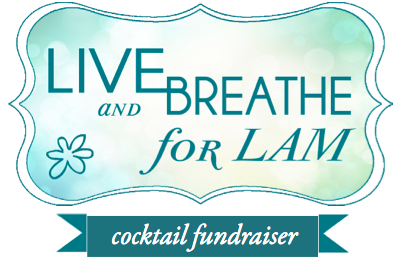 Support our LAM Fundraiser in New York!